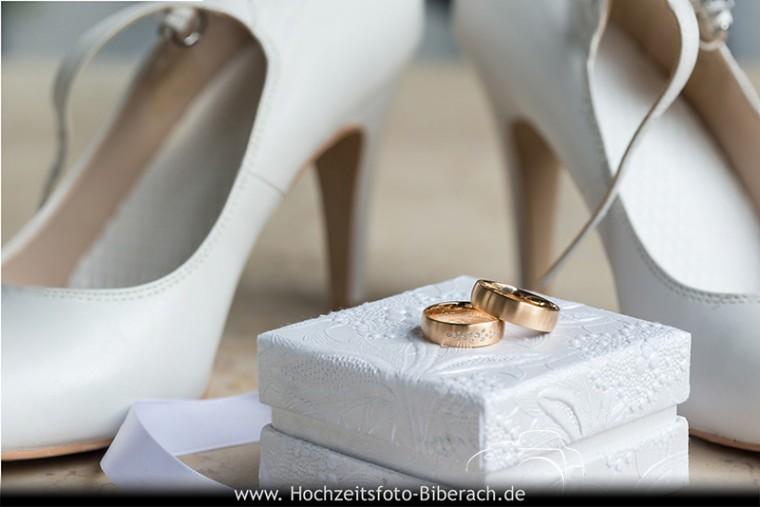 Hochzeit – Details